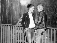 Paar-Shooting mit Laura & Christopher