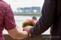 Hochzeitsfotografie in Köln