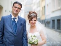 Brautpaar-Shooting in der Kölner Altstadt