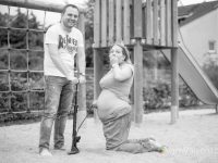 Babybauch Shooting