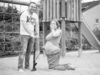 Babybauch Shooting