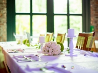 Hochzeitsdekoration Kommandeursburg Kerpen