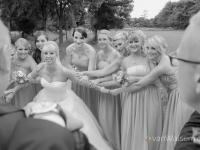 Shooting mit Brautpaar & Hochzeitsgästen