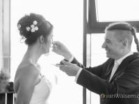 Brautpaar aus Frankfurt