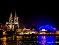 Kölner Dom und Musical Dome