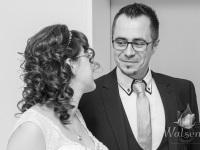 Brautpaar im Standesamt Bergheim