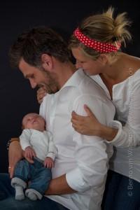 Familien zuhause fotografieren