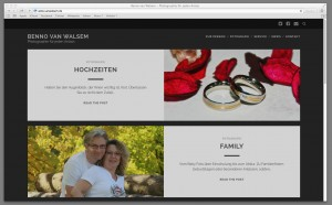 News - Neue Website