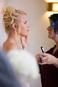 MakeUp-Artist Larissa Koschel