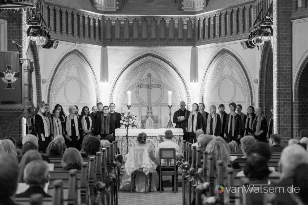 Kirchliche Hochzeit in Köln