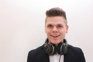 Fabian Jardin, DJ bei HyperTonLicht