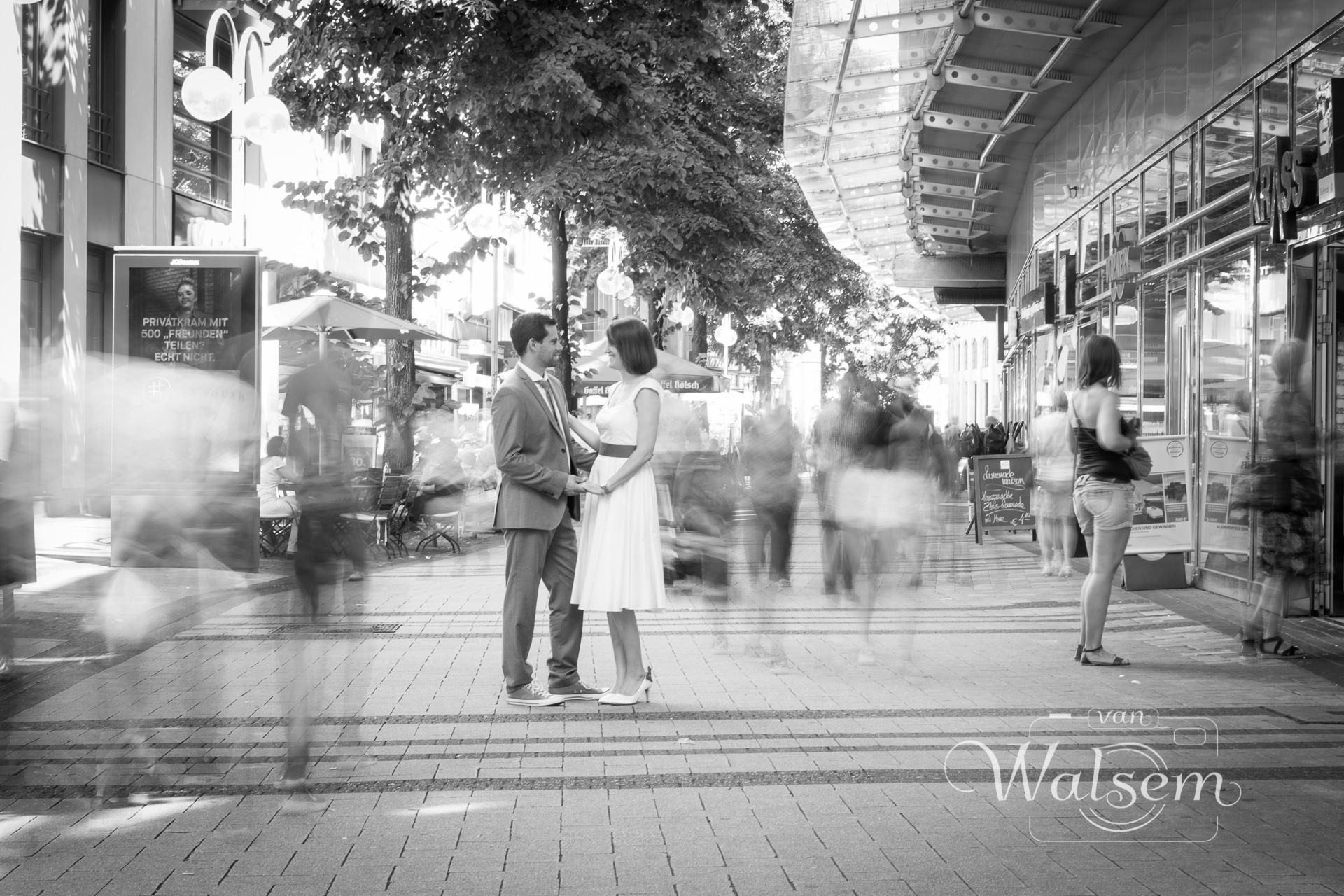 After-Wedding-Shooting in Köln