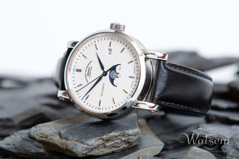 Aufnahmen von Uhren für einen Online-Shop
