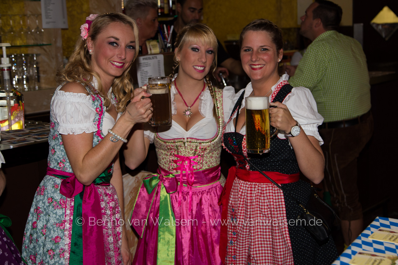 Tracht trifft Jeck 2015
